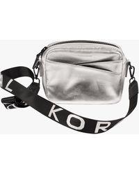 Koral Camera Bag - Metallic