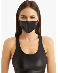 Koral Infinity Face Mask - Black