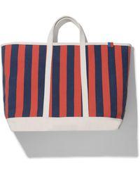 Kule The Stripe Tote - Multicolor