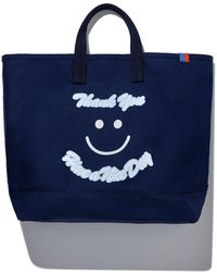 Kule The Thank You Tote - Blue