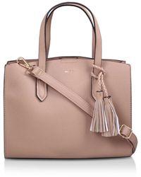 ALDO Achilliea Handbags Tan Shoulder Tote - Multicolour
