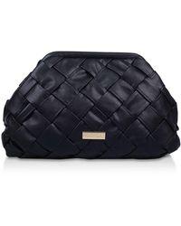 Carvela Kurt Geiger Soft Clutch Bag - Black