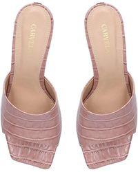 Carvela Kurt Geiger Womens - Pink