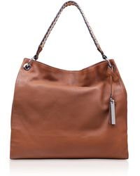 Vince Camuto - Axton Hobo In Tan - Lyst