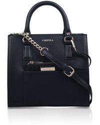 Carvela Kurt Geiger Tote Bag With Purse - Black