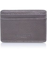 Kurt Geiger - Leather Card Holder - Lyst