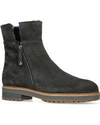 Paul Green - Shearling Ankle Boot - Lyst