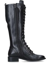 Carvela Kurt Geiger Knee High Boots - Black