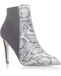 Lipsy Bailey High Heel Ankle Boots - Multicolour