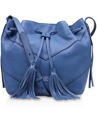 Vince Camuto - Fargo Drawstring In Blue - Lyst