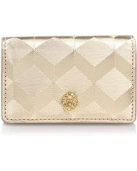 Anne Klein - Card Case Handheld Purse - Lyst