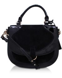 Vince Camuto - Haven Flap In Black - Lyst