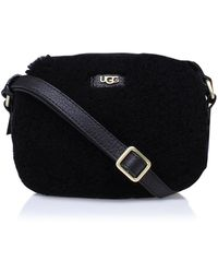 UGG - Claire Box Zip In Black - Lyst