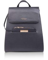 Carvela Kurt Geiger - Slinky Backpack With Pk Black Handbag - Lyst