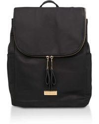 Carvela Kurt Geiger Cost Nylon Backpack - Black