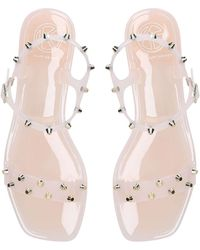 KG by Kurt Geiger Studded Jelly Sandals - Multicolour