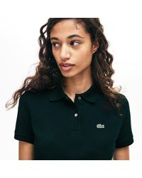 Lacoste - Classic Fit Soft Cotton Petit Piqué Polo Shirt - Lyst