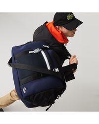 Lacoste Motion Ultra-light Zippered Gym Bag - Blue