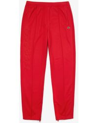 49e200b73e Unisex Live Fleece Fashion Sweatpants - Red