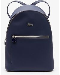 Lacoste Accessories > Bags > Backpacks - Blue