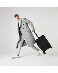 Lacoste Chantaco Polycarbonate Cabin Suitcase - Black