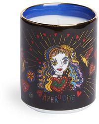 La Double J - Candle Aphrodite In Wax / Porcelain - Lyst