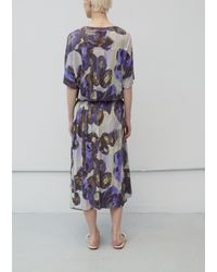 Henrik Vibskov Pipette Jersey Dress - Purple