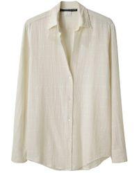 Les Prairies de Paris - Simple Shirt - Lyst