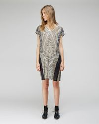 Hope Marcy Printed Dress - Multicolour