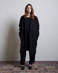 Christophe Lemaire - Dress Coat - Lyst