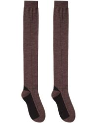 Rachel Comey - Over The Knee Socks - Lyst