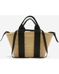 Muun George Capri woven-straw tote bag Best Cheap Price Low Price Fee Shipping Cheap Sale Limited Edition Outlet With Paypal Order Online Outlet Countdown Package j7KD6q4B
