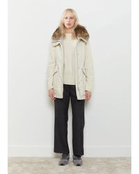 Woolrich - Military Vest - Lyst