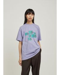 Martine Rose - Mtv Tee - Lyst