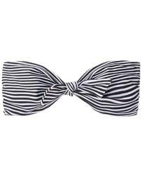 3.1 Phillip Lim - Bandeau Bikini Top - Lyst