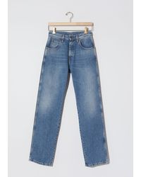 6397 Straight Jeans - Blue