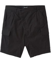 Zucca - Crepe Cargo Shorts - Lyst