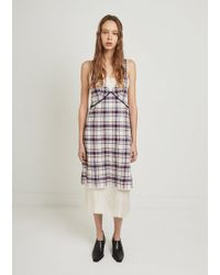 R13 - Half Slip Dress - Lyst