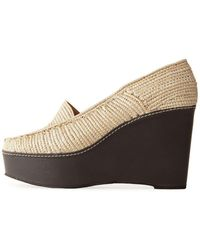 Carven - Wedge Loafer - Lyst