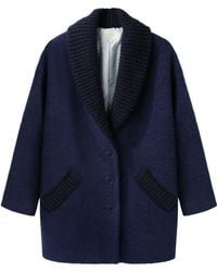 Girl by Band of Outsiders - Blanket Coat - Lyst