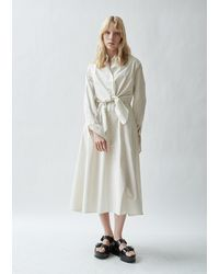 Hope - Cay Cotton Shirt Dress - Lyst