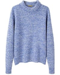 Peter Jensen - Chunky Purl Pullover - Lyst