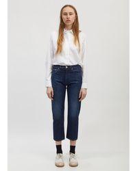 "Totême Dark Blue Wash Original Jeans - 30"""
