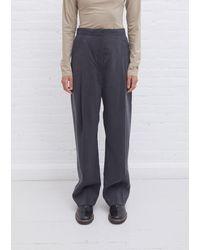 Lemaire Elasticated Trousers - Multicolour