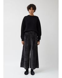 Antipast Woven Trousers - Black