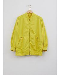Aspesi Techno Bomber Jacket - Yellow