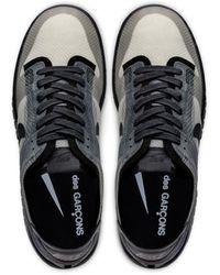 Comme des Garçons Cdg X Nike Transparent Dunk Sneakers - Black