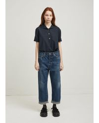Chimala - Wide Tapered Cut Jeans - Lyst