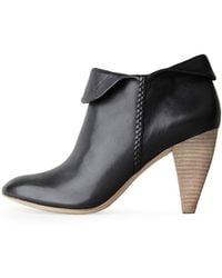 Belle By Sigerson Morrison - Braided Bootie - Lyst