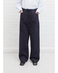 Sara Lanzi Sequins Boys Trousers - Blue